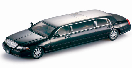 Ace Black Town Car Limo