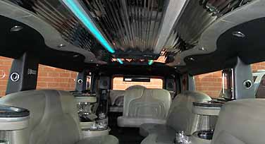 H2 Hummer Limos / Up to 18 Passengers